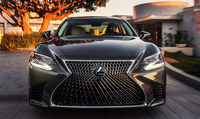 EyesOn Design Award for new Lexus LS