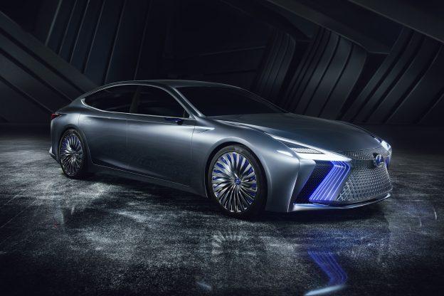 Lexus LS+ Concept 1