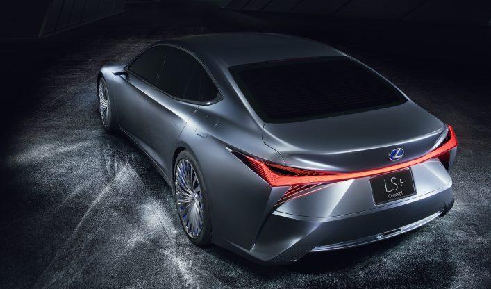 Lexus LS+ Concept 2