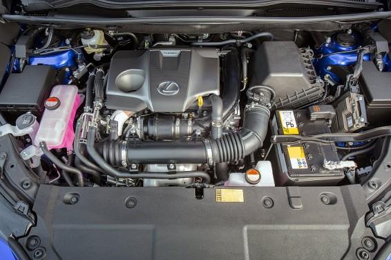 Lexus NX 200t engine