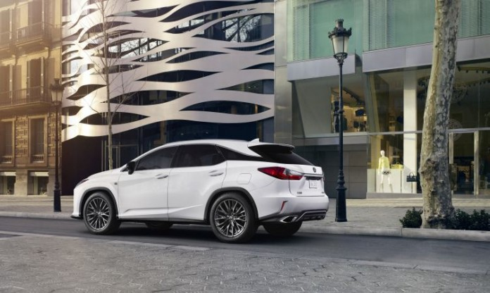 Lexus RX omotenashi