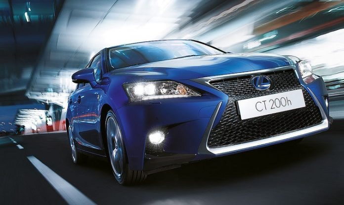 Lexus Select Approved Pre-Used