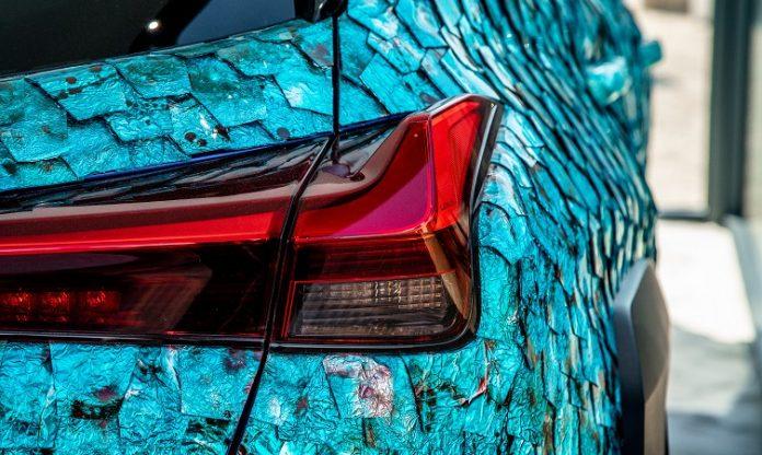 UX Art Car