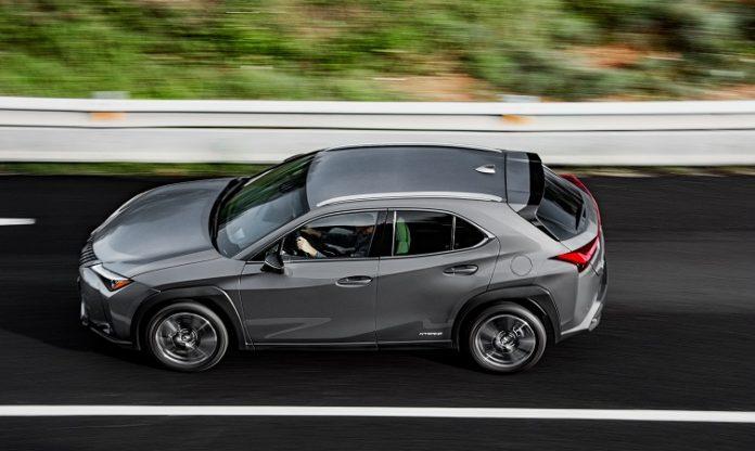 Lexus UX review 05