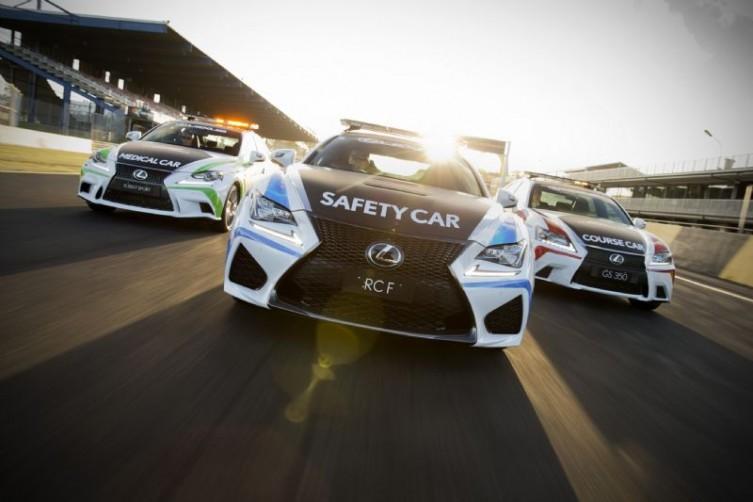 Lexus V8 racers (7)