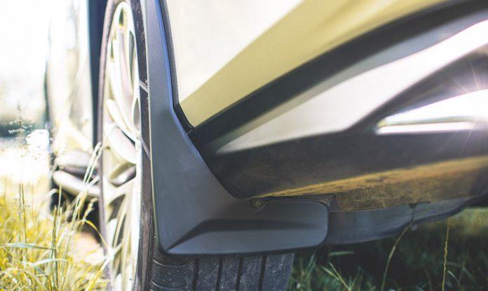 2019 Lexus RX L mud flap