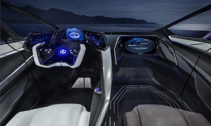 Lexus podcast