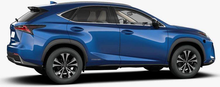 Lexus NX Premium Sport Edition