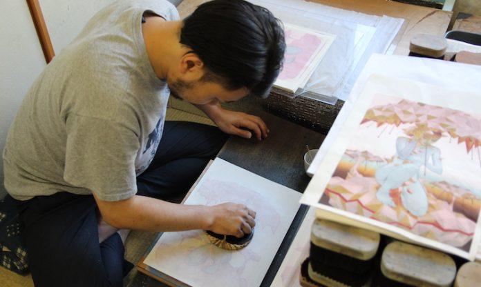 Printing process – Parasola