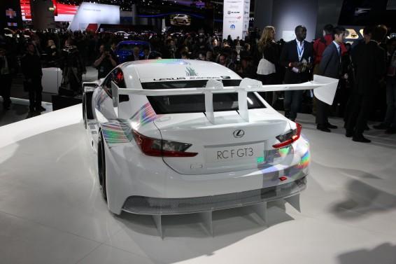 RC F GT3 Detroit