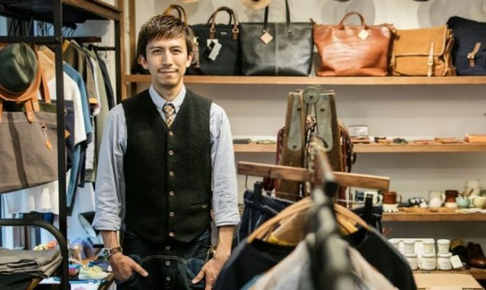 Crafted for Lexus: Roberu Leather Travel Bag