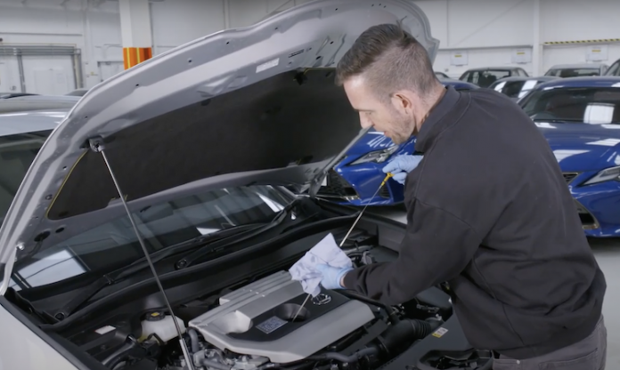 Getting your Lexus road-ready
