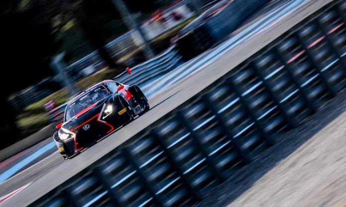 Lexus RC F GT3 GT World Challenge 2020