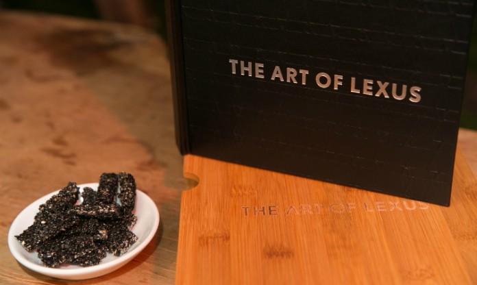 Lexus RX Winter Garden