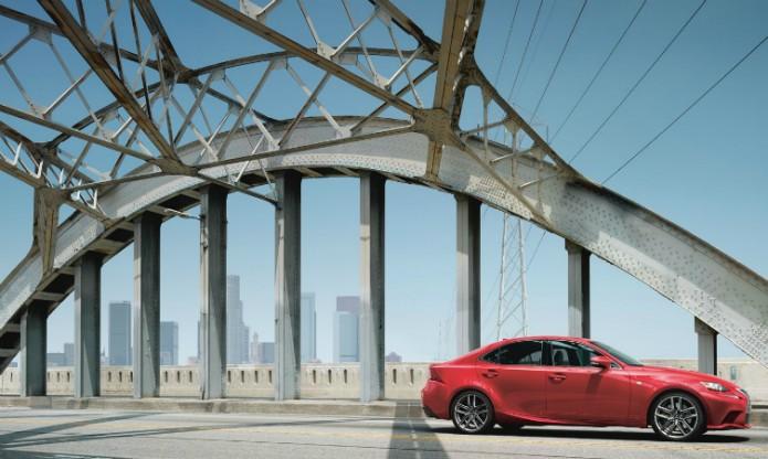 Lexus luxury