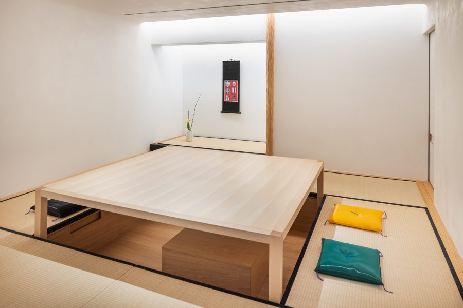 """MAKING NUNO"" exhibition at Japan House London"