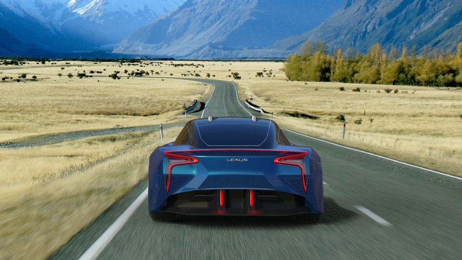 Lexus SF Superfast