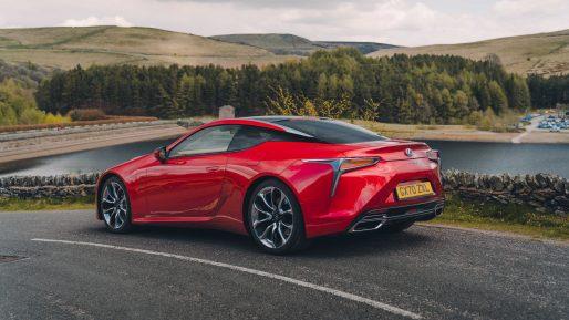 Lexus Car Design