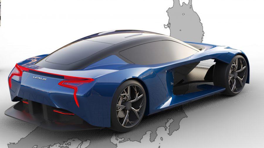 Lexus Bond Concept