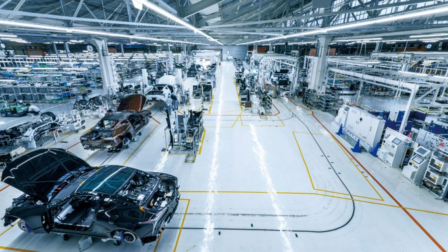 Where are Lexus cars made?