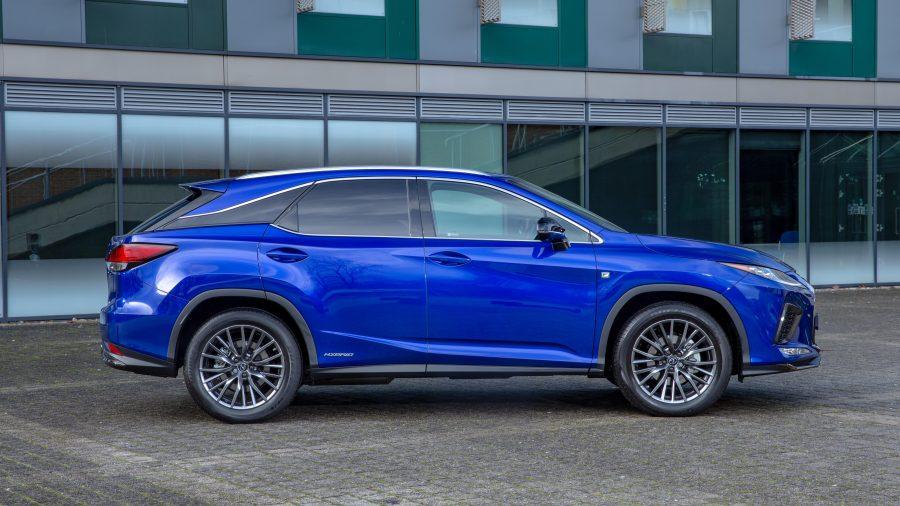 Lexus Car Design – Lexus RX