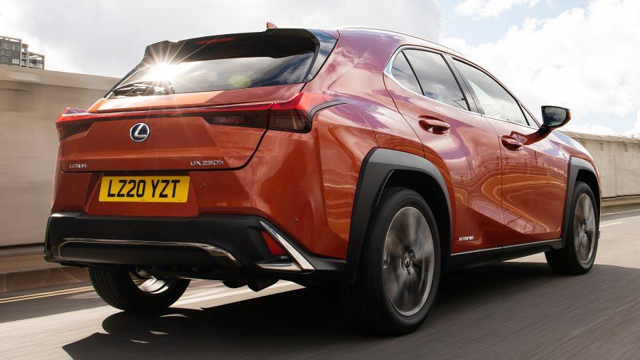 Lexus Car Design – UX