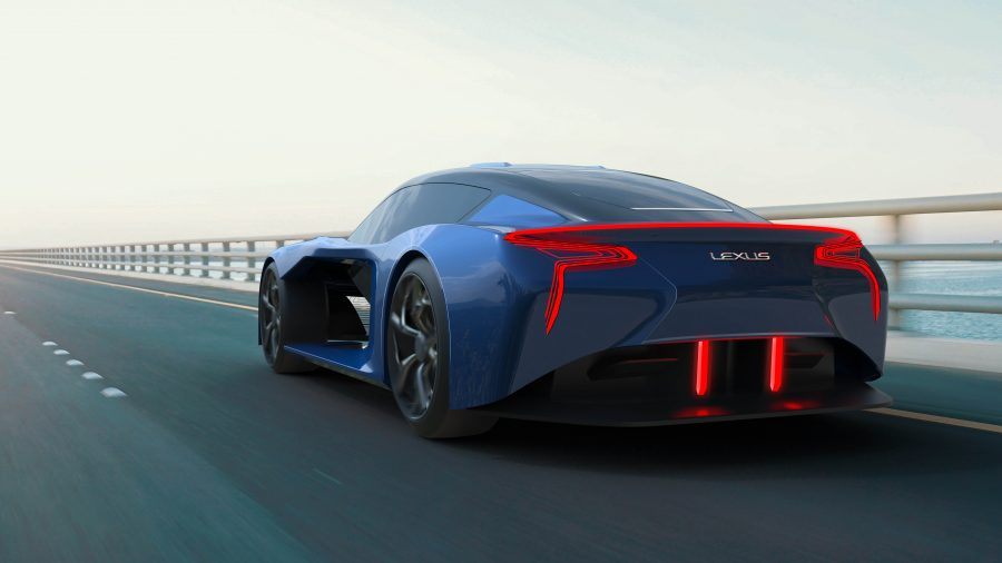 Lexus SF (Superfast) cocnept