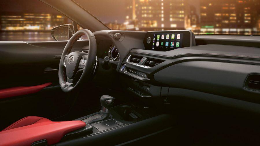 Lexus Apple CarPlay