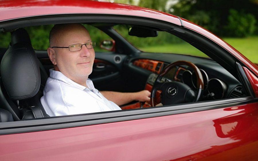 Christopher Fixter Lexus SC 430