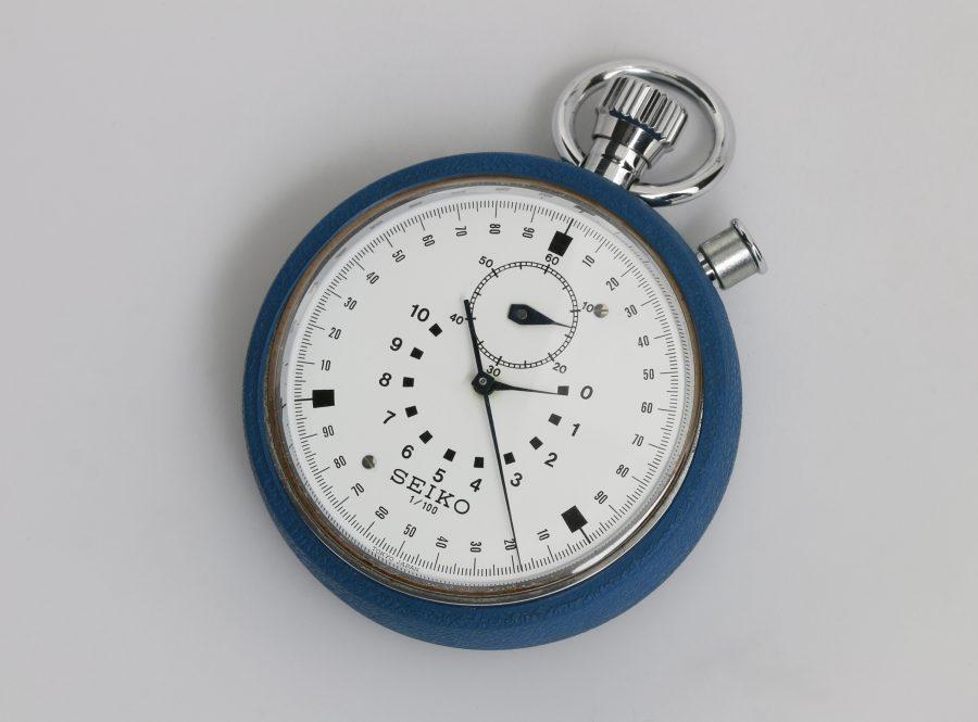 0.01 Second Mechanical Stopwatch