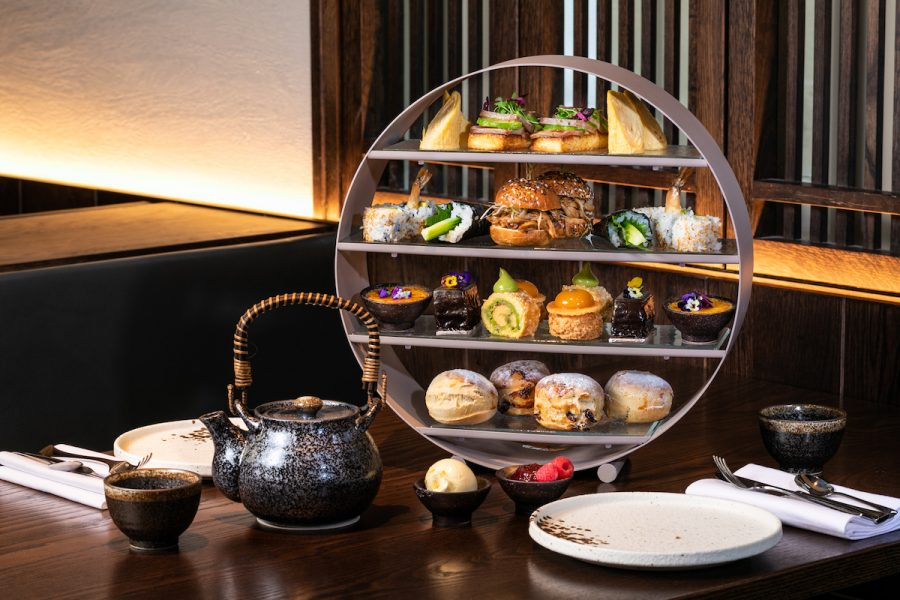 10 of the UK's best Japanese afternoon teas to try