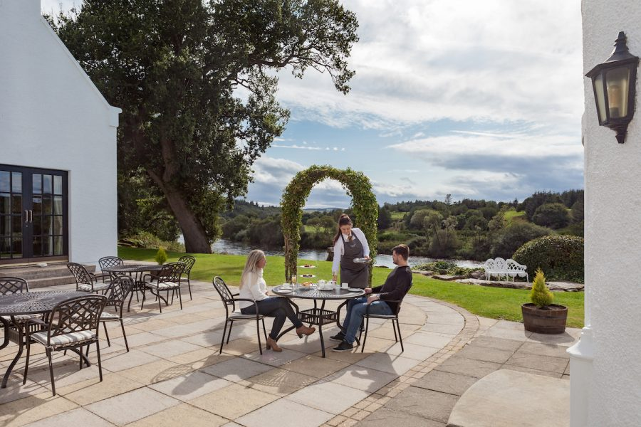 11 fabulous UK hotels with electric car charging points